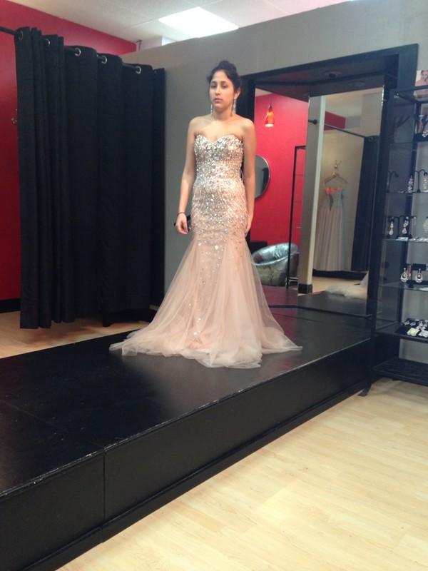 dress jovani prom dress sherri hill