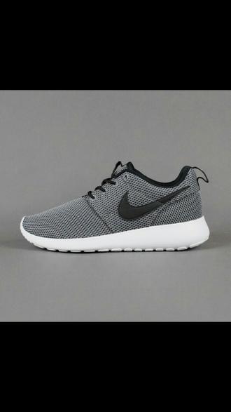 shoes nike grey nike sneakers
