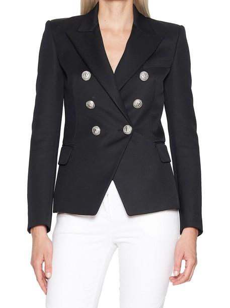 Balmain jacket black