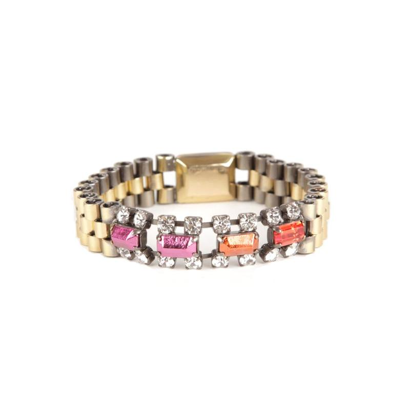 Iosselliani  - Multicolor Chain Bracelet - Anthem Wares