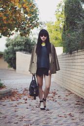 pale division,sunglasses,jacket,jewels,sweater,bag,shoes