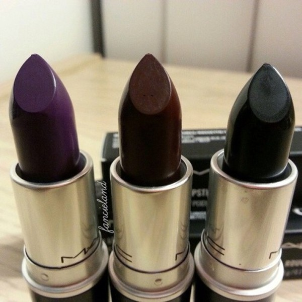 jewels mac cosmetics lipstick make-up m.a.c matte mac lipstick