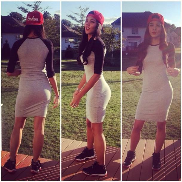 dress baseball