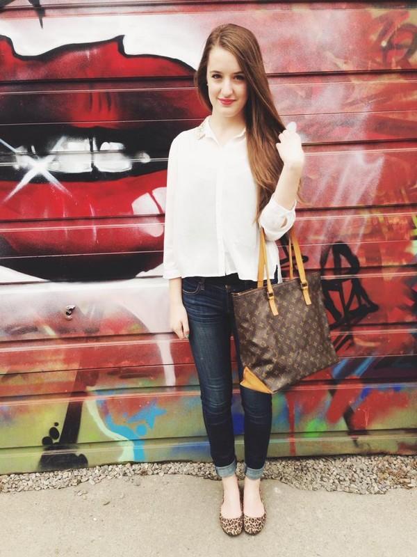 bag clothes blogger brands louis vuitton