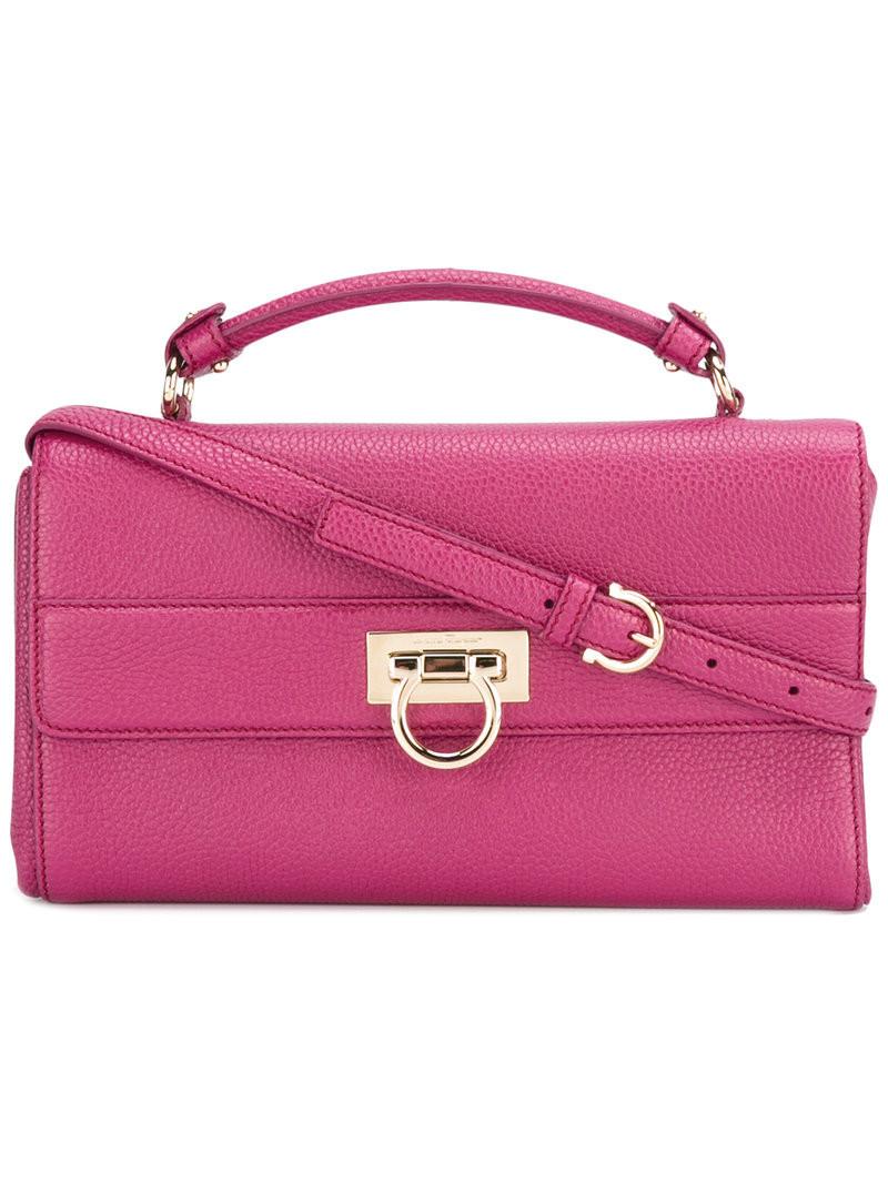 Купить мужские сумки Salvatore Ferragamo в интернет