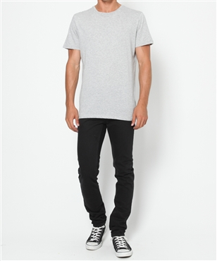 HIGH SLIM RINSE BLACK | Jeans | Clothing | Shop Mens | General Pants Online
