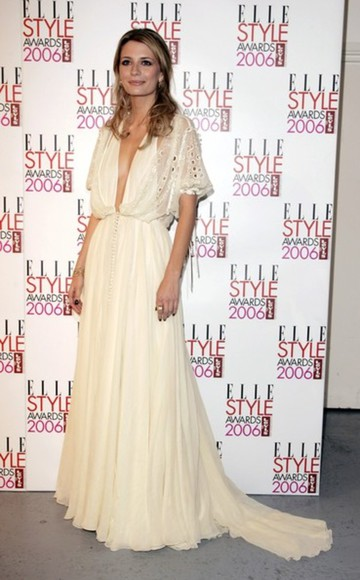 wedding dress dress zac posen misha barton mischa barton