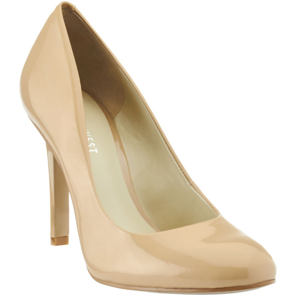 Nine West Caress Round Toe High Heels