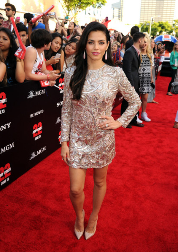 dress jenna dewan shoes