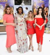 dress,mini dress,midi dress,gown,maxi dress,Fifth Harmony,Ally Brooke,Dinah Jane Hansen,lauren jauregui,Normani Kordei Hamilton