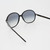 Yves Saint Laurent YSL 6380/S 807/2T Sunglasses Black | VisionDirect Australia