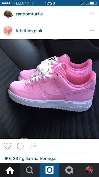 shorts nike shoes nike pink
