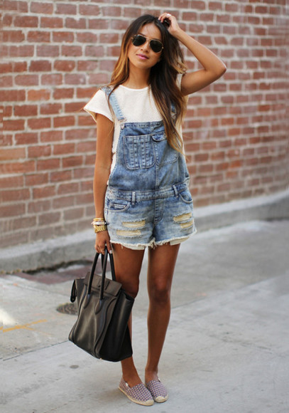 shorts overalls denim overalls sincerely jules sincerelyjules tumblr summer outfits tumblr outfit baggy overalls, denim, blue, grunge shoes playsuit jeans jumpsuit bag pants oversized jumper dress t-shirt skirt shirt dungarees denim high waisted short cute blue dress sneakers jewelry cardigan knitted cardigan scarf bralette sweater oversized sweater high-low dresses beanie boyfriend jeans ripped skinny jeans skinny pants