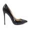 5 inch heels - black high heel red bottom pumps