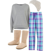 pants,hat,pajama pants,sweatshirt,shoes,pajamas,sweater