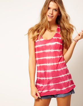 Denim & supply by ralph lauren tie dye vest top at asos