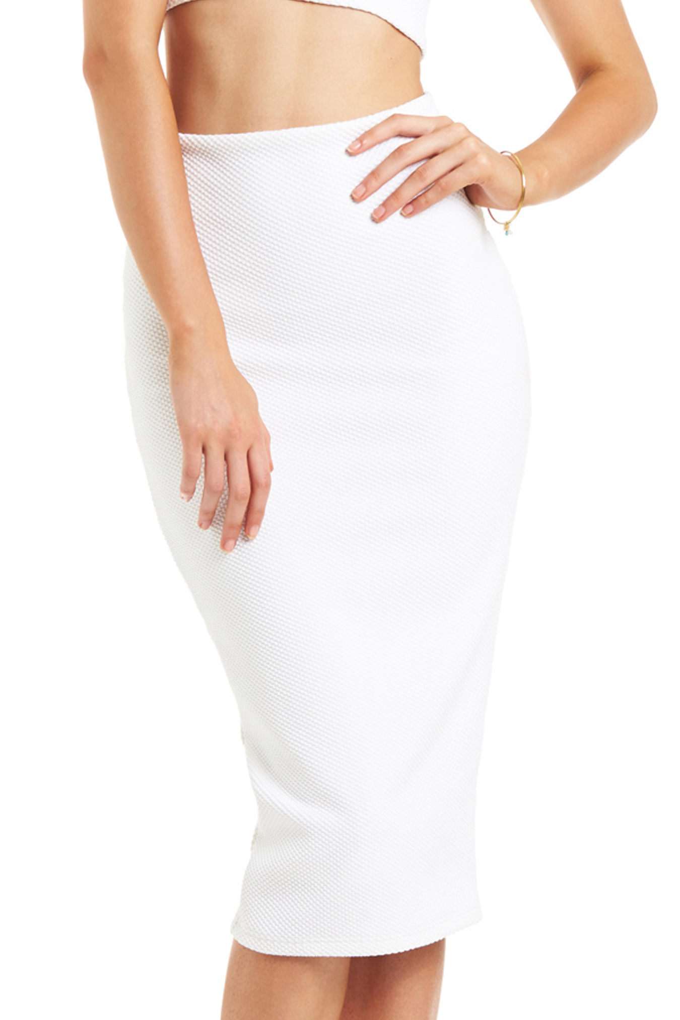 Pucker Up Pencil Skirt : Buy Designer Dresses Online at Nookie