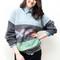Wool sweater - pop sick vintage