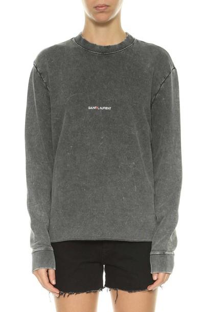 Saint Laurent sweatshirt sweater