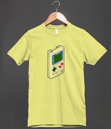 Game boy pixel, choose your color!