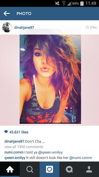 military girl instagram