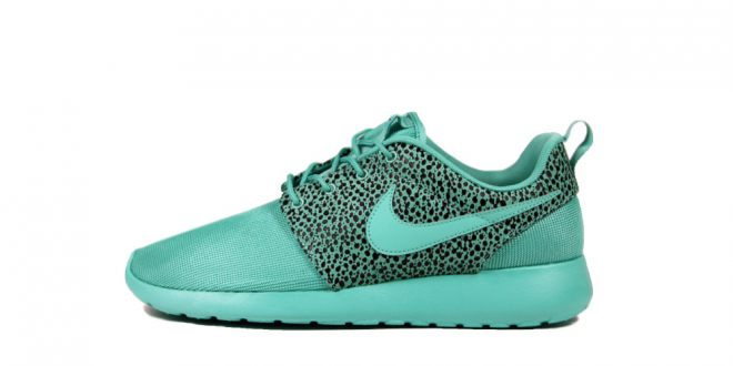 Nike Roshe Run-crystal mint/black-525234 300-stickabush.com/STAB Berlin