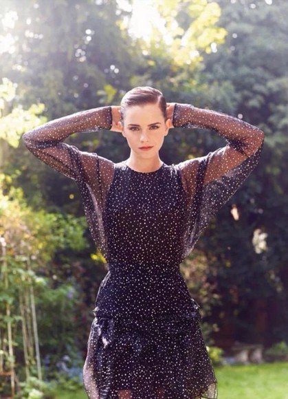 harry potter emma watson sky star dress stars midnight little black dress dress with glitter glitter glitter dress dots glittery dress long sleeves zara sequins sheer midnight blue dots dress long sleeve dress sequin dress