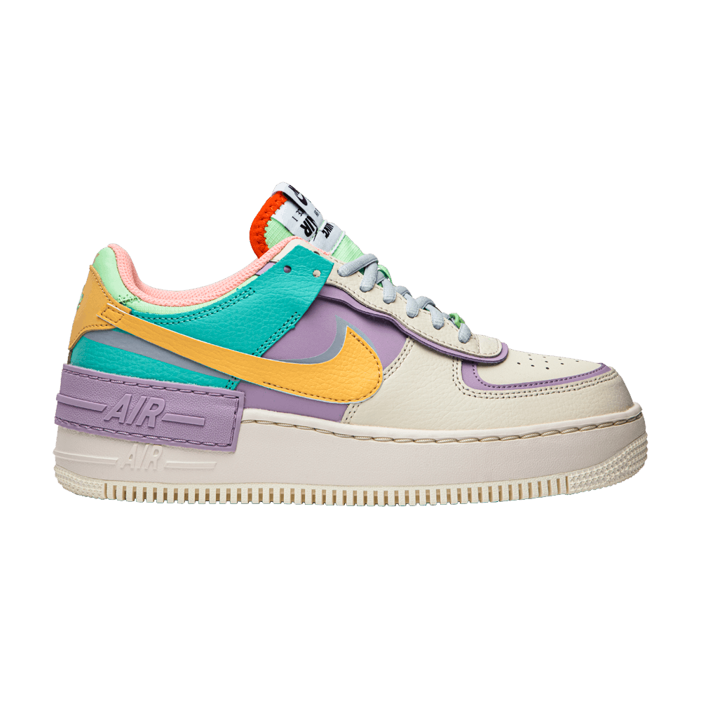 Wmns Air Force 1 Shadow 'Pale Ivory' Nike CI0919 101 | GOAT