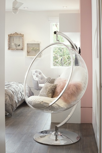 home accessory bedroom room accessoires hanging chair chair swing chair home decor