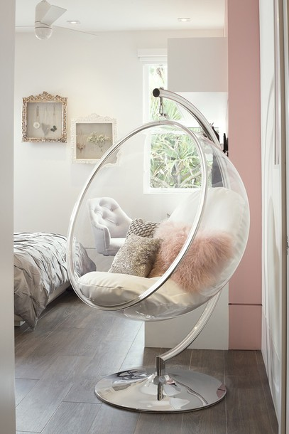 home accessory, bedroom, room accessoires, hanging chair ...