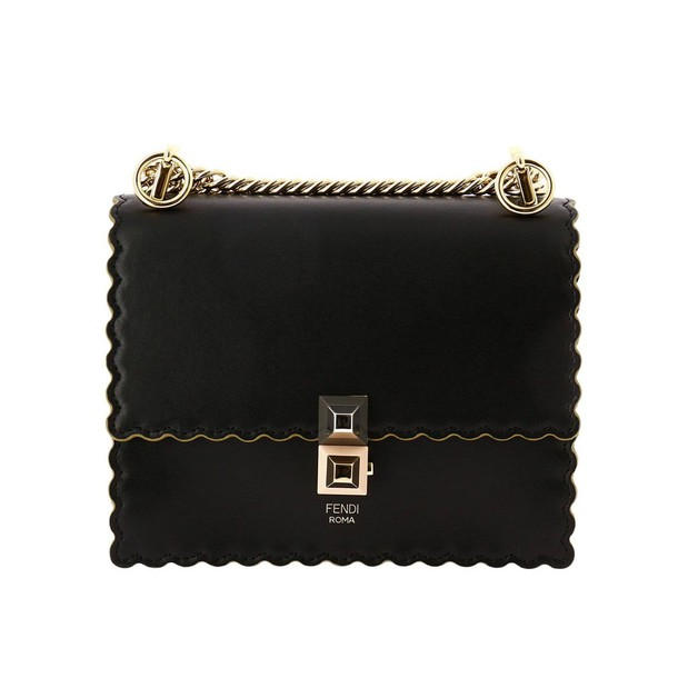 Fendi mini women bag shoulder bag mini bag black