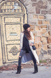 ist by ingrid,blogger,long coat