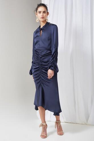 skirt dark