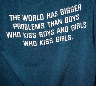 sweater pride lgbt gay pride