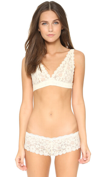 bralette lace bralette lace cream underwear