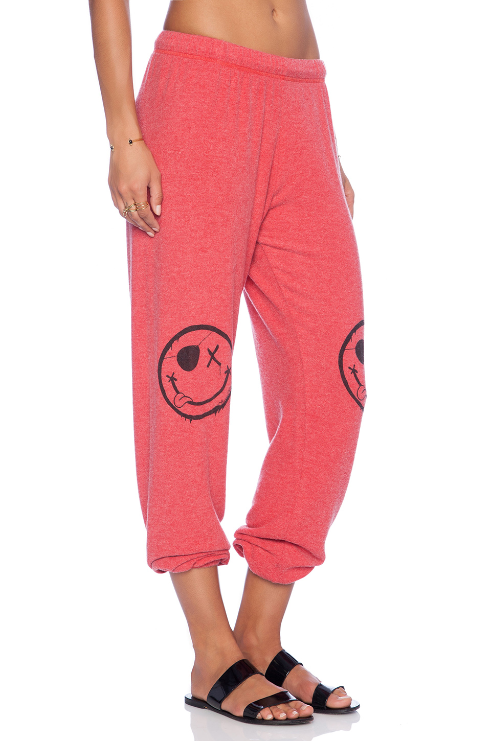 Lauren moshi tanzy long pant in cayenne from revolveclothing.com