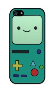Amazon.com: Beemo Adventure Time RUBBER iphone 5 / iPhone 5S case - Fits iphone 5, iPhone 5S T-Mobile, AT&T, Sprint, Verizon and International: Cell Phones & Accessories