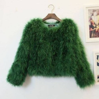 sweater cool green dress peluche moode fashion tumblr outfit tumblr girls clothes