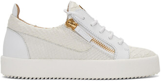 python london sneakers white shoes