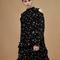 Harvest moon chiffon dress