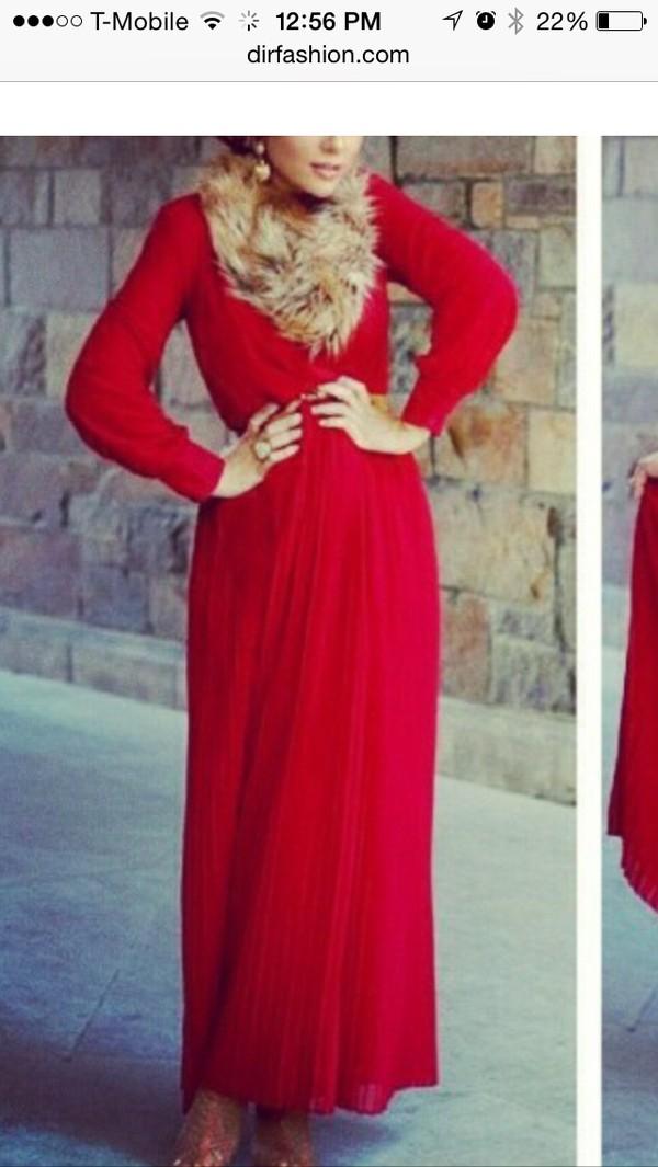 dress red