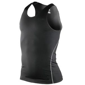 Men Compression Wear Under Base Layer Tank Tops Vest Tights Shirts Sports Gear G   eBay