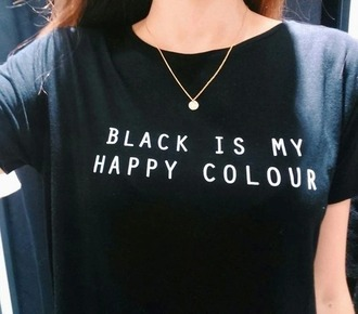 black t-shirt basic black top black t-shirt top graphic tee