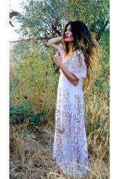 dress,pastel,sherri hill,floral,lace dress,prom dress,short dress,light blue,formal dress,bohemian,boho,bohemian dress,white,blogger