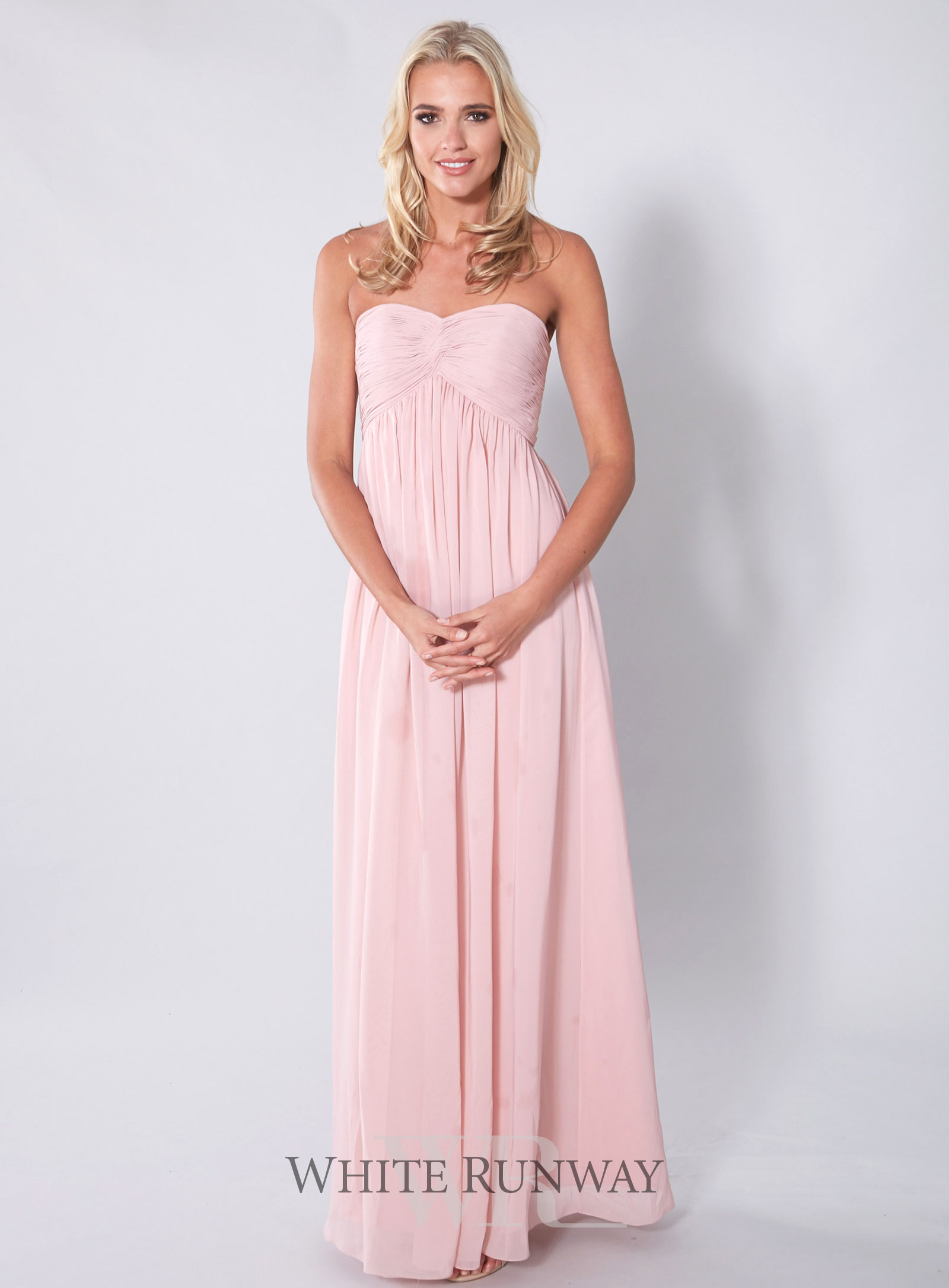 Honour Strapless Maxi Dress