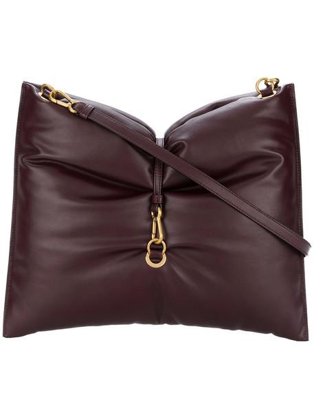 Stella McCartney women bag leather red