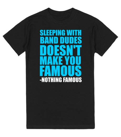 BAND FAMOUS | T-Shirt | SKREENED