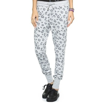 pants leopard print