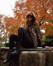 jacket,animal print,leopard print,rocky barnes,instagram,blogger,blogger style,fall outfits,bomber jacket