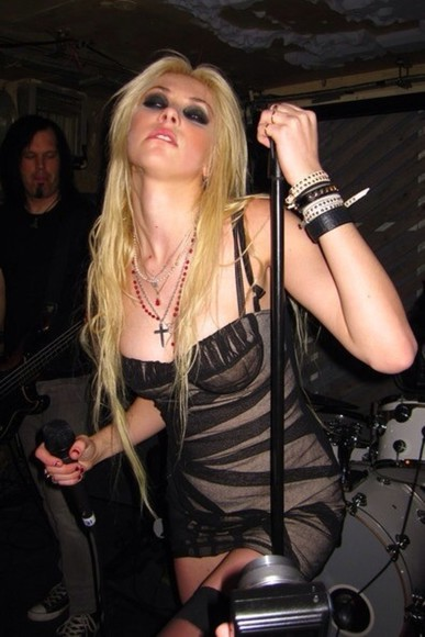 taylor momsen black dress short dress night
